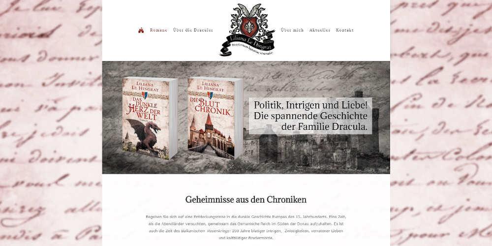 NETZBURG.DE Website Le Hingrat