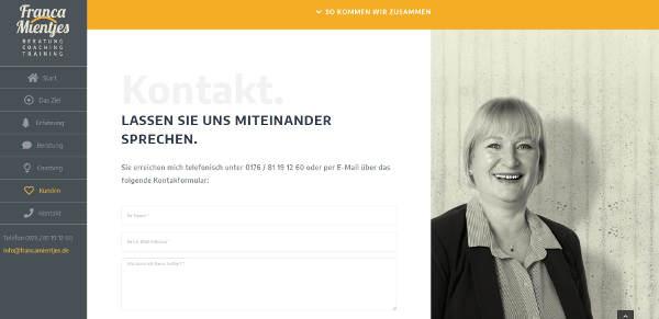 NETZBURG.DE für Franca Mientjes 7
